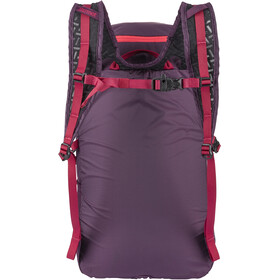 Marmot Kompressor Daypack 18l, dark purple/brick